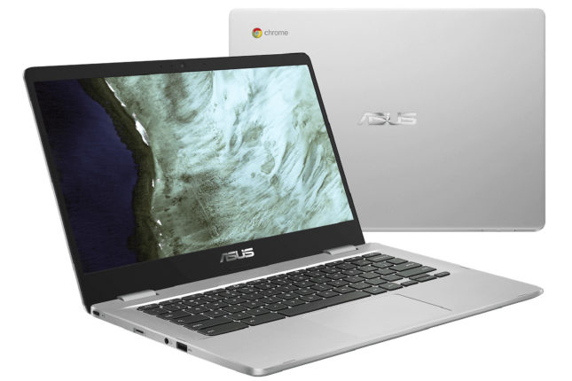Chromebook C523 by Asus