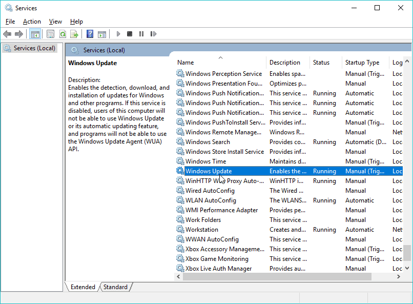 Proper guideline to fix windows store error 0x80072efd issue