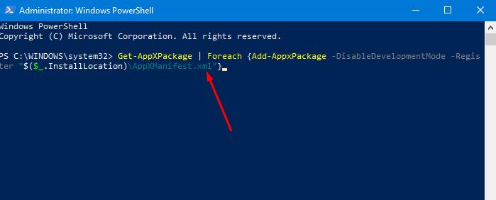 Proper guide to fix windows store error 0x80d03805 issue