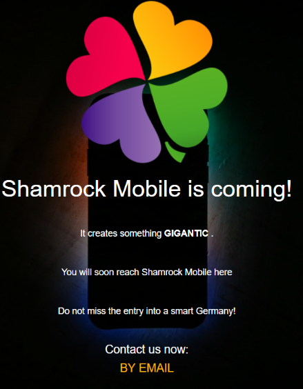 Shamrock Mobile Germany