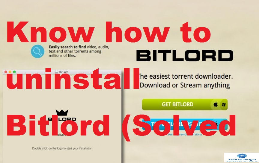 can't delete Bitlord