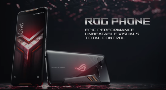 Asus ROG Android Pie