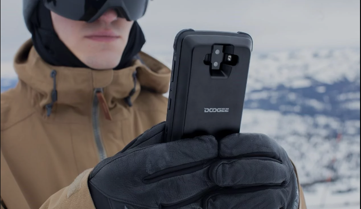Doogee S90 modular features