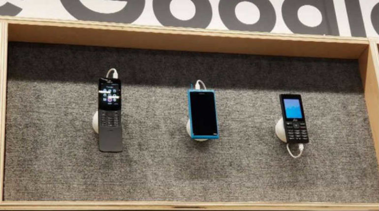 Nokia N9 powered by KaiOS At CES 2019