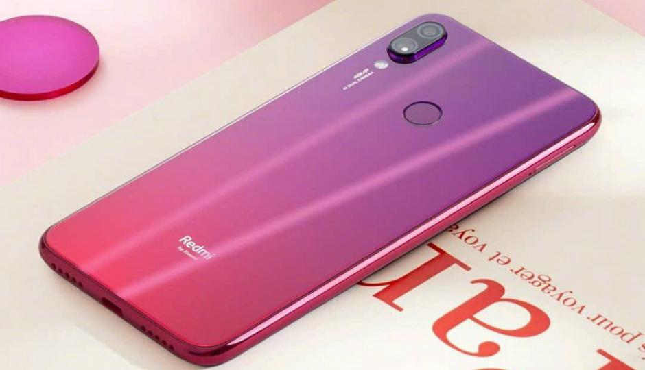 Redmi Note 7 Pro specification