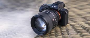 Sony Alpha A7S III 8K shooting Camera: Review, design