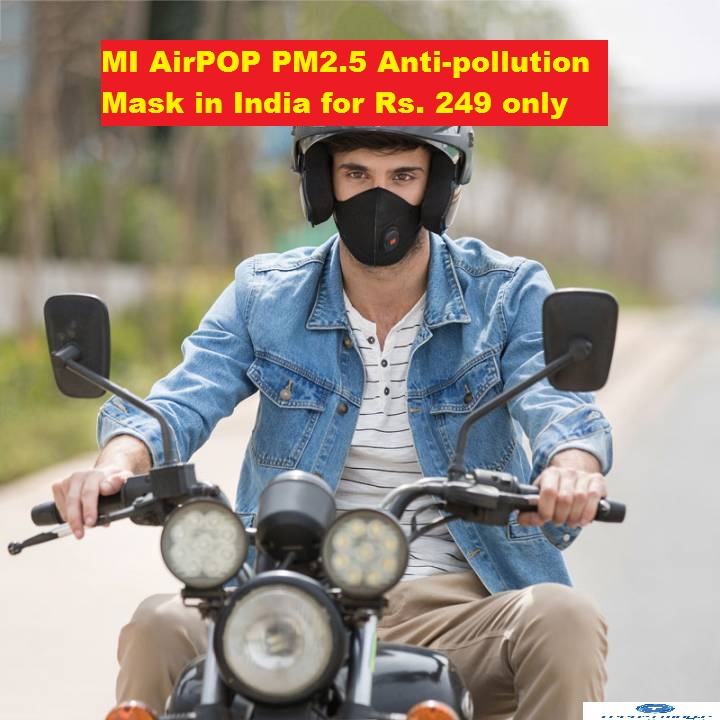 Xiaomi AirPOP PM2.5