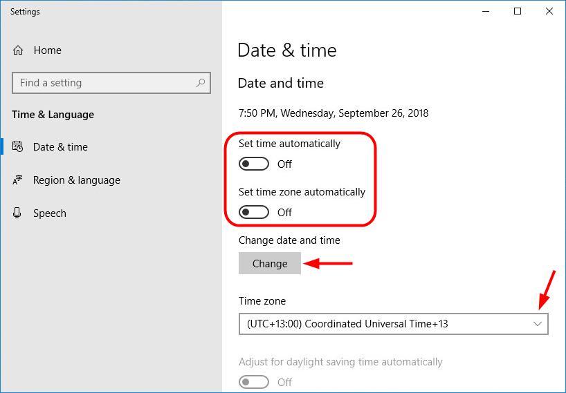 Know how to fix Windows update error 0x80070003 issue
