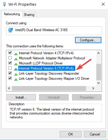 lost wireless connection after windows 10 update