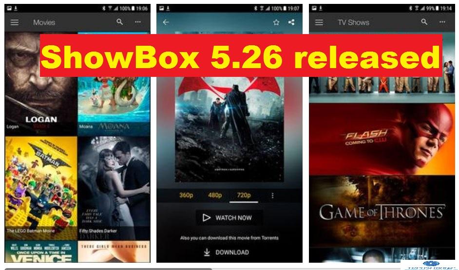 ShowBox 5.26 download