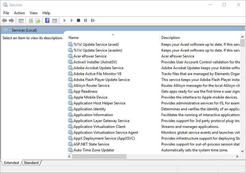 Microsoft security client OOBE error 0xc000000d