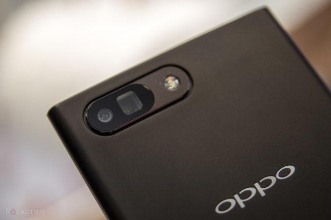 Oppo Lossless Zoom Camera