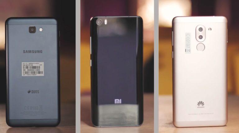 Samsung Galaxy M20 vs Xiaomi Redmi Note 7 vs Honor 10 Lite