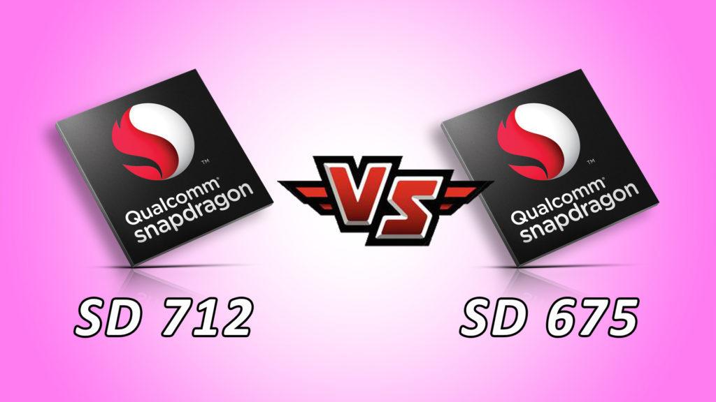 Snapdragon 712 vs Snapdragon 675
