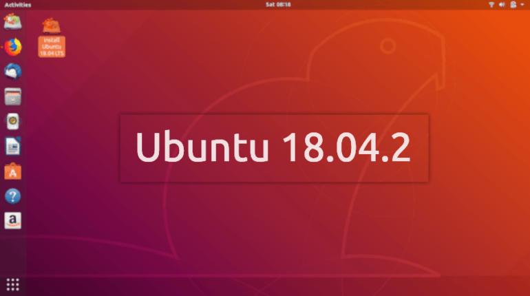 Ubuntu 18.04.2 LTS released
