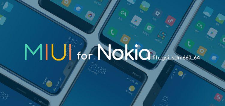 install MIUI for Nokia phones
