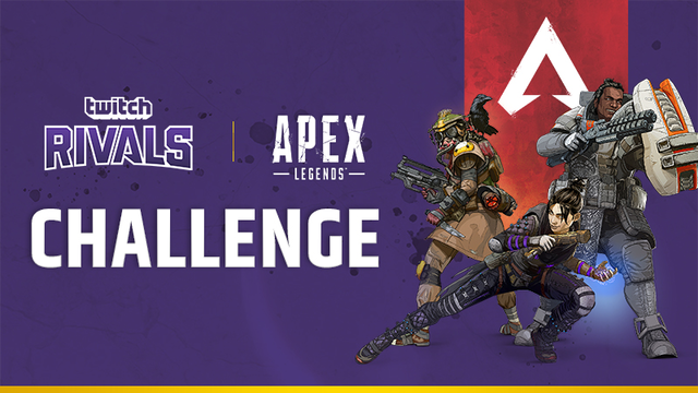 twitch rivals apex legends standings