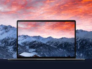 Chuwi Aerobook bezel-less laptop