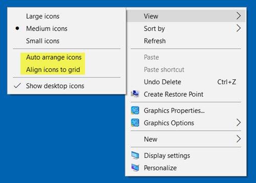 Desktop-icons-rearrange