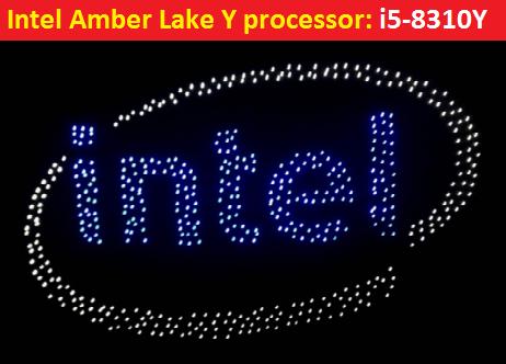 Intel Amber Lake Y processor