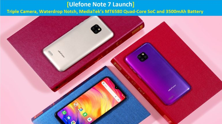 Ulefone Note 7 review