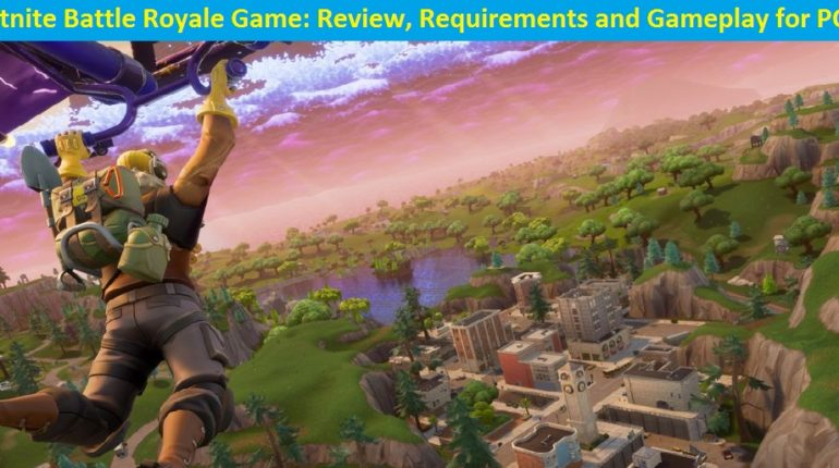 Fortnite Battle Royale game review