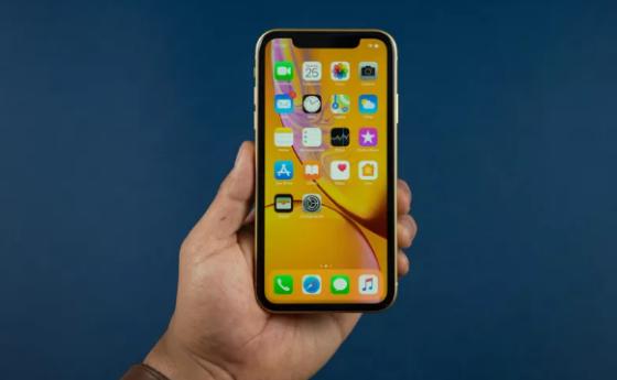 In-screen fingerprint for iPhone