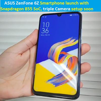 ASUS ZenFone 6Z Smartphone