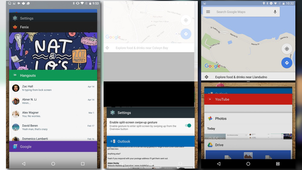 Use Split Screen Android: Learn How To Use Split Screen In